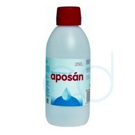 APOSAN ALCOHOL 96º CL DE BENZALCONIO - (250 ML)