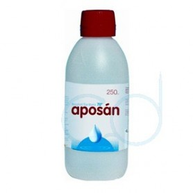 APOSAN ALCOHOL SANITARIO 70º - (250 ML)