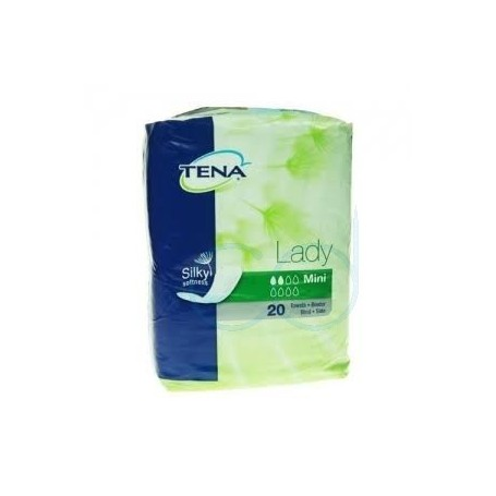 TENA LADY MINI PLUS - (16 U)