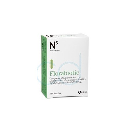 NS FLORABIOTIC - (30 CAP)
