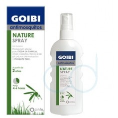 GOIBI ANTIMOSQUITOS NATURE SPRAY USO HUMANO - REPELENTE (100 ML)