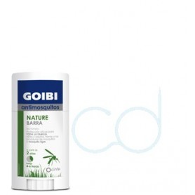 GOIBI ANTIMOSQUITOS NATURE BARRA USO HUMANO - REPELENTE (50 ML)