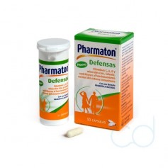PHARMATON 50 PLUS - (60 CAPS)