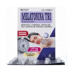 MELATONINA TRI ANGELINI - (1.99 30 COMP)