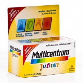 MULTICENTRUM JUNIOR - (30 COMP)