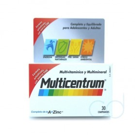 MULTICENTRUM - (30 COMP)