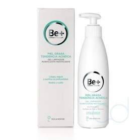 BE PURIFICANTE MATIFICANTE PIEL GRASA TEND ACNE - (GEL 200 ML)