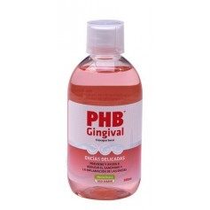 PHB GINGIVAL ENJUAGUE BUCAL - (500 ML)