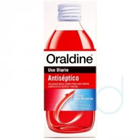 ORALDINE ANTISEPTICO - (400 ML)