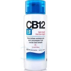 CB 12 ENJUAGUE BUCAL BUEN ALIENTO - (250 ML)