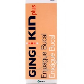 GINGIKIN PLUS ENJUAGUE BUCAL - (500 ML)