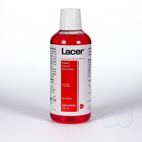 LACER COLUTORIO - (500 ML)