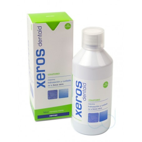 XEROSDENTAID COLUTORIO BUCAL - (500 ML)