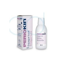 PERIOKIN ENJUAGUE BUCAL - (250 ML)