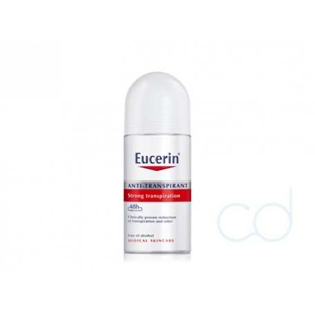 EUCERIN ANTITRASPIRANTE - (ROLL-ON 50 ML)