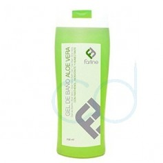 FARLINE GEL DE BAÑO ALOE VERA - (750 ML)