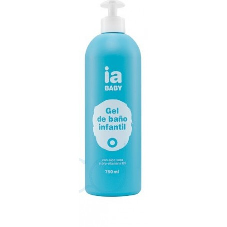 INTERAPOTHEK GEL DE BAÑO INFANTIL - (200 ML)