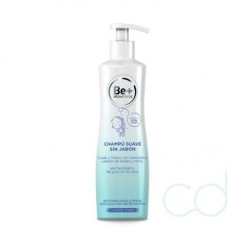 BE PEDIATRICS CHAMPU SUAVE SIN JABON - (300 ML)