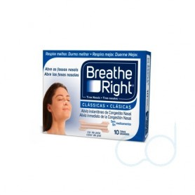 BREATHE RIGHT - TIRA ADH NASAL (COLOR T- GDE 30 U)