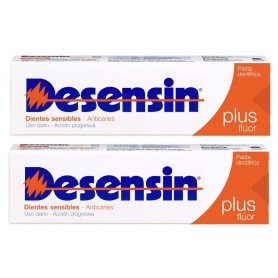DESENSIN PLUS PACK PASTA DENTAL - (150 ML 2 U)