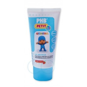 PHB PETIT GEL DENTIFRICO INFANTIL - (75 ML)
