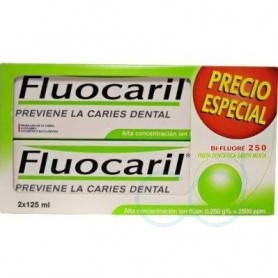 FLUOCARIL BI-FLUORE 250 - (DUPLO 125 ML 2 U)