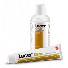 LACER OROS 2500PPM PASTA DENTAL - (125 ML)