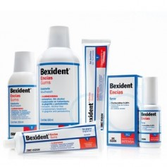 BEXIDENT ENCIAS PASTA DENTAL TRICLOSAN - (75 ML)