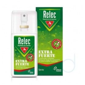 RELEC EXTRA FUERTE 50% SPRAY - REPELENTE (75 ML)