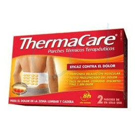 THERMACARE ZONA LUMBAR Y CADERA - PARCHES TERMICOS ()