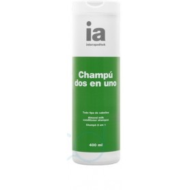 INTERAPOTHEK CHAMPU 2 EN 1 - (400 ML)