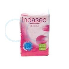 INDASEC MINI COMPRESA PERDIDAS LEVES - (22 ABSORB)
