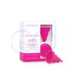 INTIMINA COPA MENSTRUAL LILY CUP COMPACT (T-B)