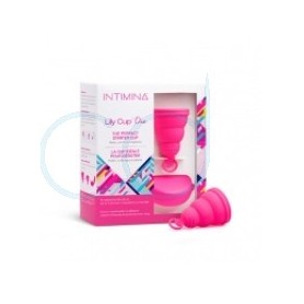INTIMINA COPA MENSTRUAL LILY CUP ONE