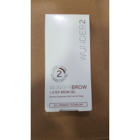 WUNDERBROW 1STEP BROW GEL BLACK/BROWN