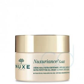 NUXE NUXURIANCE GOLD CREMA-ACEITE NUTRI-FORTIFICANTE DIA 50ML