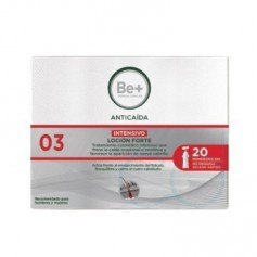 Be+ Anticaida Locion Forte 20 X 5 ml