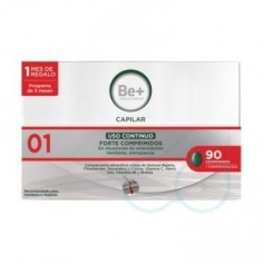 Be+ Capilar Uso Continuo Forte 90 Comp