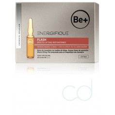 Be+ Energifique Ampollas Efecto Flash