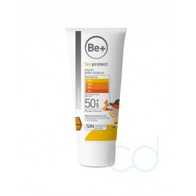 Be+ Skin Protect Ultrafluido Mineral Infantil Spf50+ 100ml
