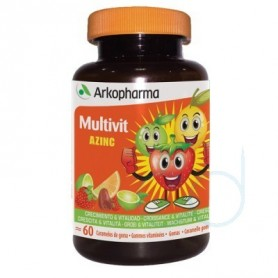 ARKOVITAL MULTIVITAMINICO JUNIOR