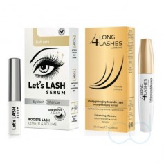 LET´S LASH (Antiguo Long4Lashes) Sérum de Pestañas FX5 + Máscara de ojos