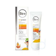 Be+ Skin Protect Ultrafluido Facial Spf50+ Infantil