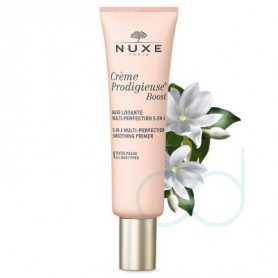 NUXE PRODIGIEUSE BOOST BASE LISSANTE MULTIPERFECTIONS 5 EN 1