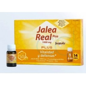 JUANOLA REAL PLUS 14 VIALES